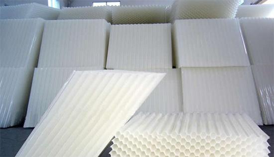 六角型蜂窝斜管填料正确使用方法