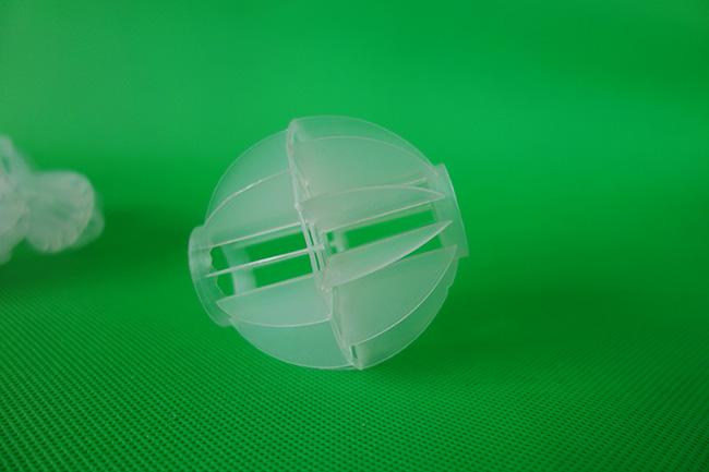 多面空心球填料 环保填料PP填料 空心球电镀油漆除雾除尘喷淋脱气