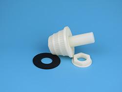 工程塑料ABS排水帽 过滤器滤帽滤头 蘑菇头 上下布水器 树脂罐用